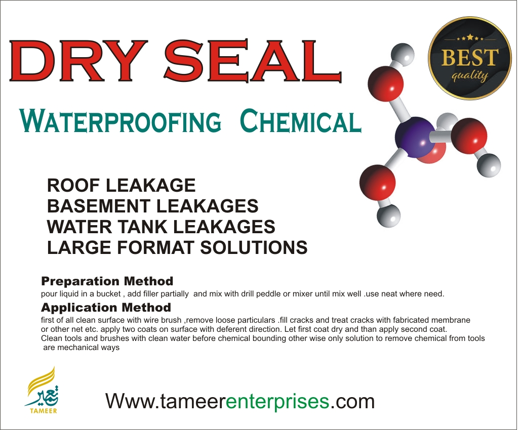 waterproofing in islamabad rawalpindi